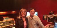 Bernie Grundman and Marsha